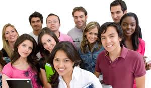 grupo estudiantes