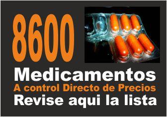 lista de medicamentos de venta libre en colombia