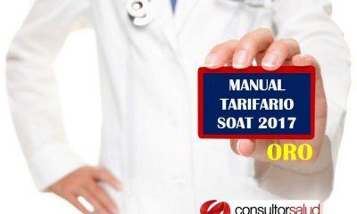 manual tarifario soat 2017   consultorsalud suscriptor oro