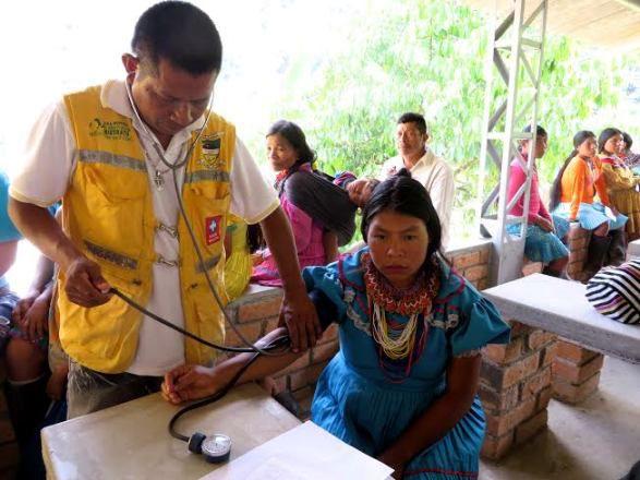 salud indigenas