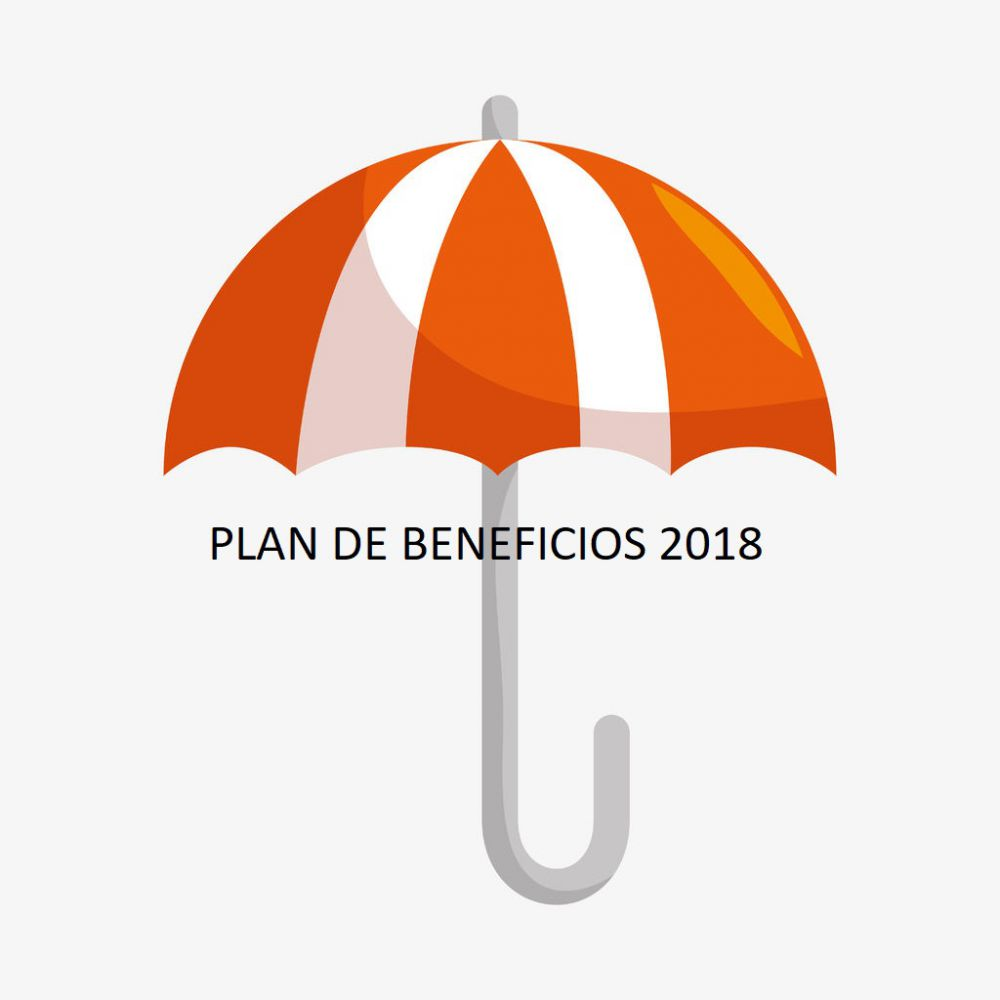 plan de beneficios 2018