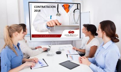 contratacion 2018