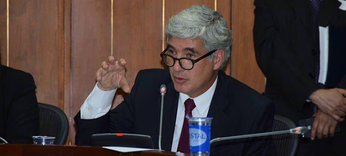 ministro comision vii