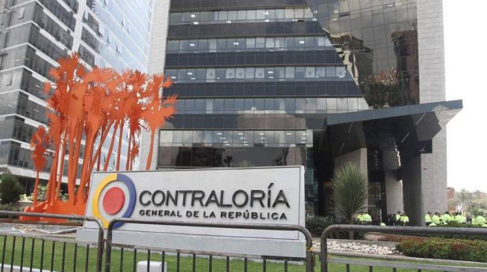 contraloria general de la republica de colombia