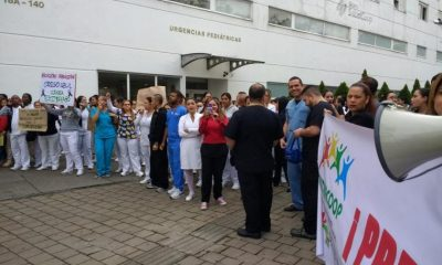 protesta de medicos 1 0