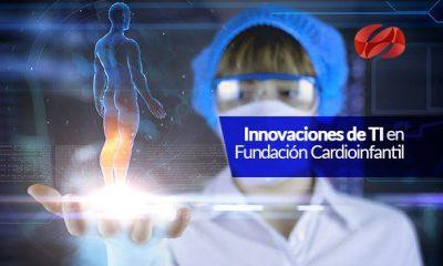 innovaciones de ti en fundacion cardioinfantil