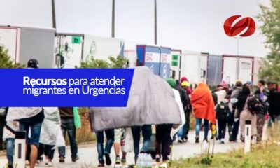 recursos para atender migrantes en urgencias