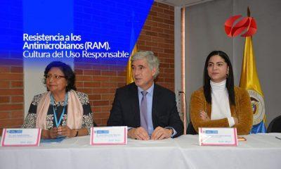 resistencia a los antimicrobianos ram. cultura del uso responsable
