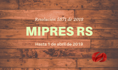 aplazado mipres rs resolucion 5871 de 2018 consultorsalud