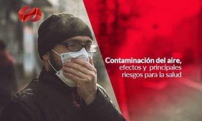 contaminacion del aire efectos y principales riesgos para la salud