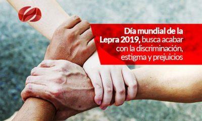dia mundial de la lepra 2019 busca acabar con la discriminacion estigma y prejuicios