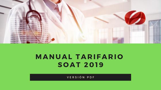 manual tarifario soat 2019 pdf