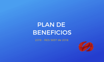 plan de beneficios 2019 resolucion 5857 2018 consultorsalud