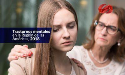 trastornos mentales en la region de las americas