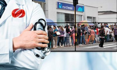 en manos extrajeras se encuentra salud de los colombianos