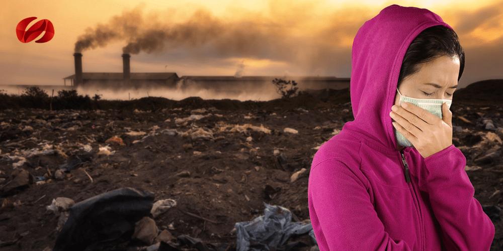 contaminacion atmosferica de asesino silencioso