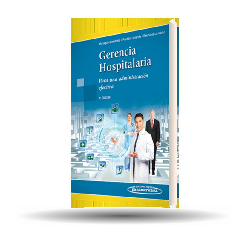 cover libro gerencia hospitalaria