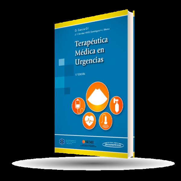 cover libro terapeutica medica