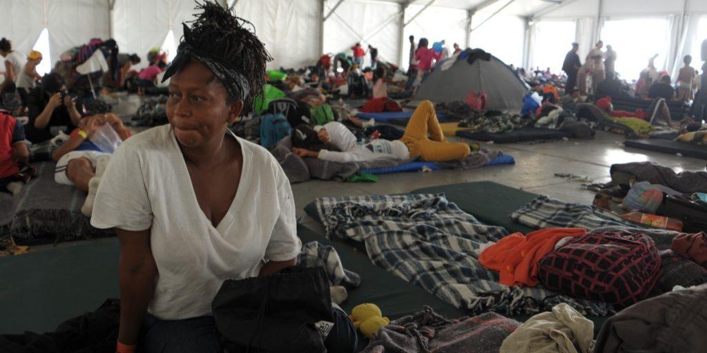 Falta de capacidad hospitalaria para la atención a migrantes