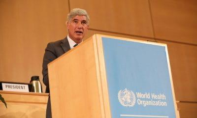Intervención ministro de Salud ante la Asamblea Mundial de la Salud