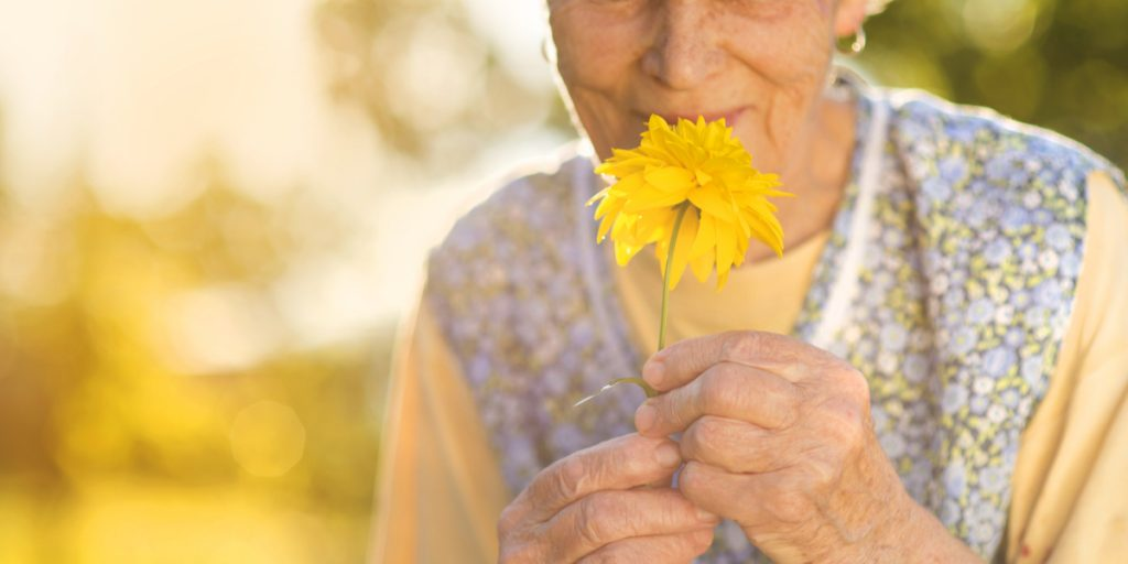 Pérdida del olfato puede estar asociado con mayor riesgo de morir en adultos mayores