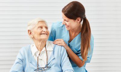 Atención de enfermería, enfermera