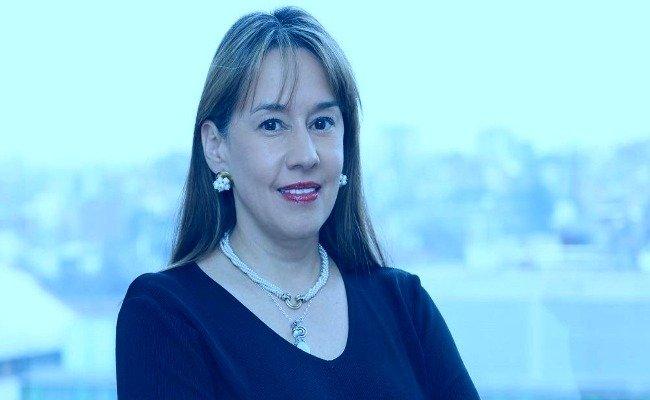 Claudia María Sterling Gerente Jurídica Cruz Verde