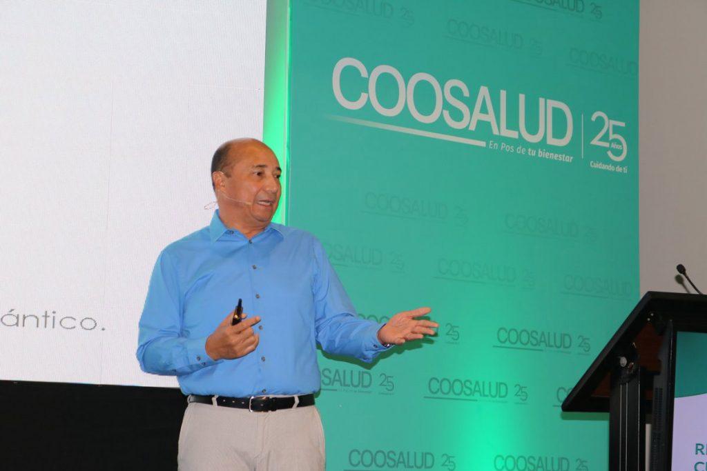 Hay apetito de inversionistas extranjeros por el sector salud colombiano: Presidente Coosalud - Entrevista