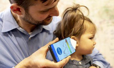 Crean app para detectar infecciones de oído con el smartphone