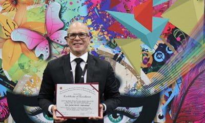 Anestesiólogo colombiano fue premiado por la Sociedad Americana de Cirugía Plástica