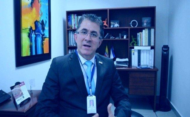 Jorge Alberto Tamayo Vicepresidente Salud Total EPS
