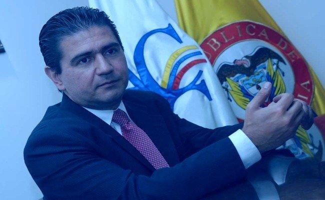 Juan Carlos Giraldo Director Asociación Colombiana de Hospitales y Clínicas