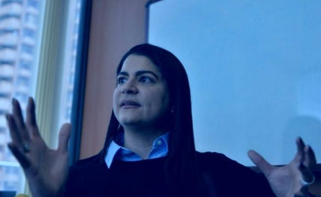 Martha Lucía Ospina Directora Instituto Nacional de Salud