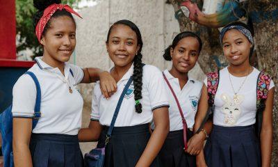 5 de cada 10 niñas de poblaciones vulnerables en Colombia no tienen acceso a productos de aseo para la menstruación