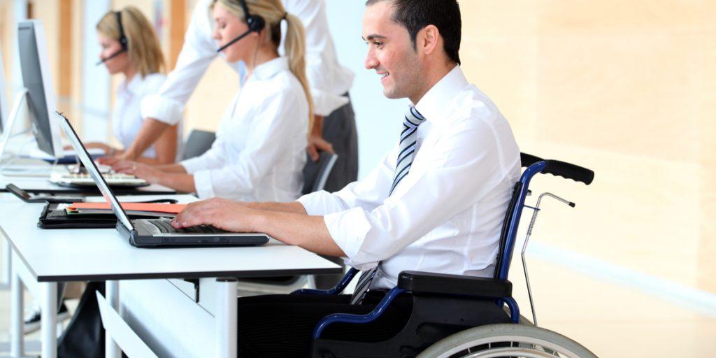 Solo 46 entidades públicas cumplen con vinculación de personas con discapacidad