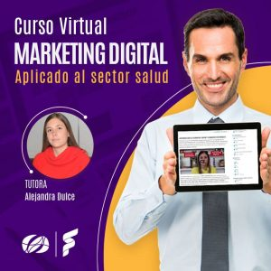 Curso Virtual: Marketing digital aplicado al sector salud