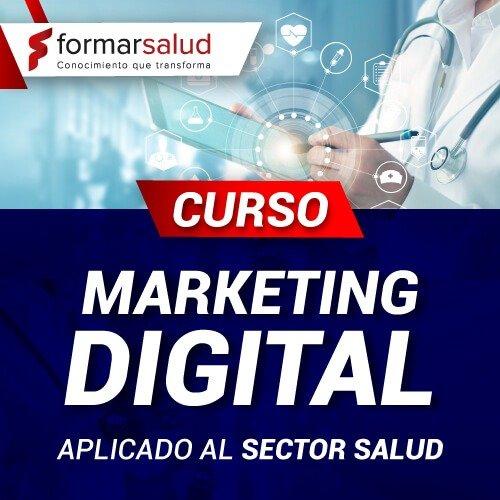 Marketing Digital aplicado al sector salud