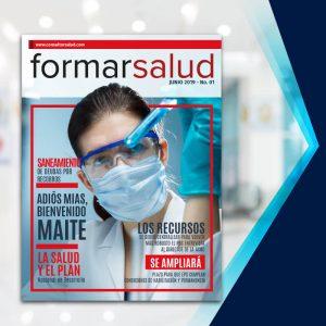Revista Formarsalud - edicion 01