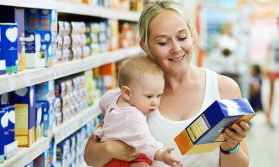 OMS alerta sobre alto nivel de azúcar en alimentos para bebés