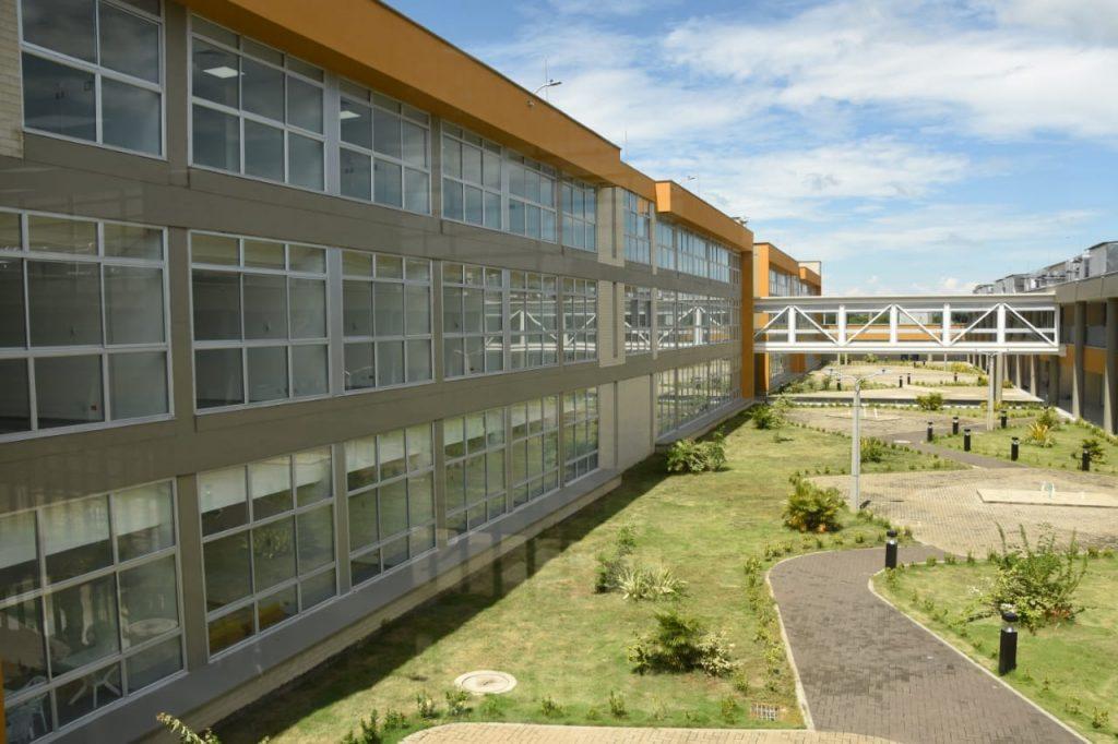 Así lo reiteró el Presidente Iván Duque durante su visita a las obras del Hospital César Uribe Piedrahita, en Caucasia (Antioquia).