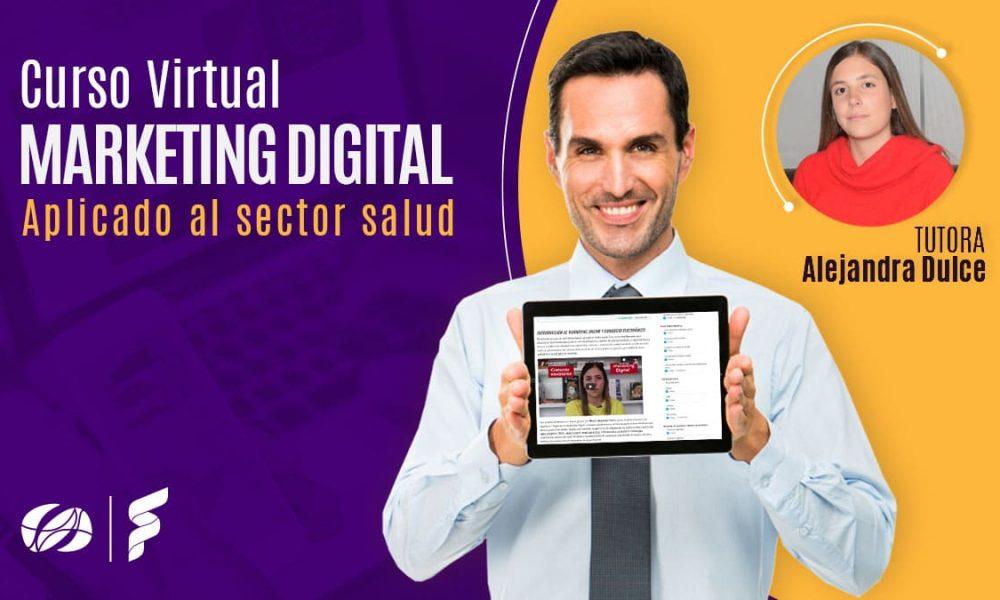 Imagen curso marketing digital aplicado al sector salud-formarsalud