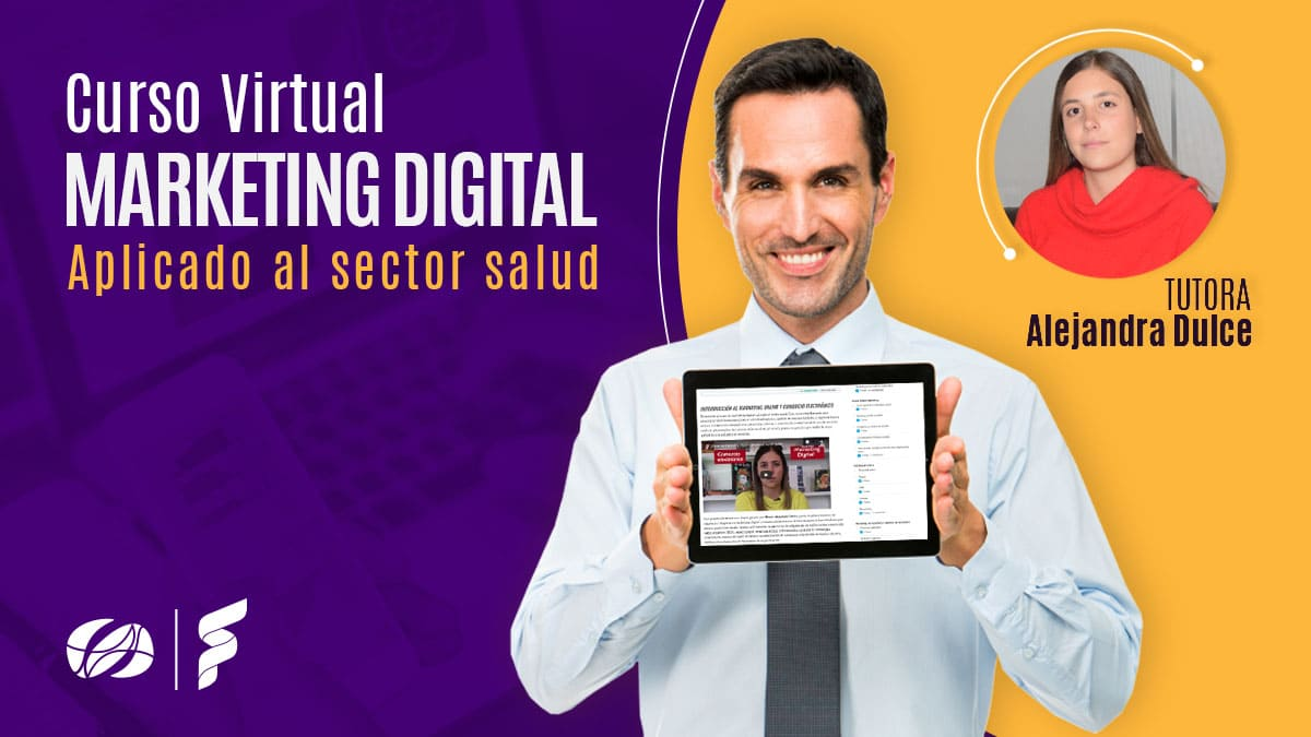 Imagen curso marketing digital aplicado al sector salud-formarsalud