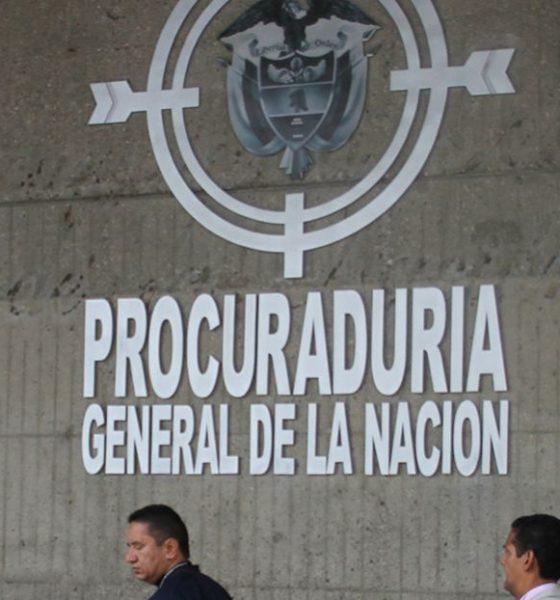 Juicio Disciplinario Procuraduría General de la Nación