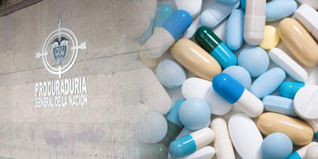 Procuraduria denuncia abusos con precios de medicamentos que las EPS