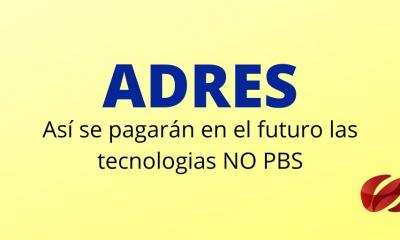 ADRES resolucion 41656 de 2019 mecanismos pagos NO PBS