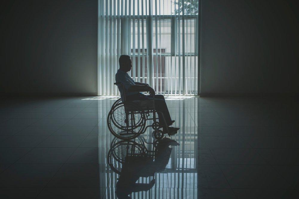 paciente en abandono hospitalario
