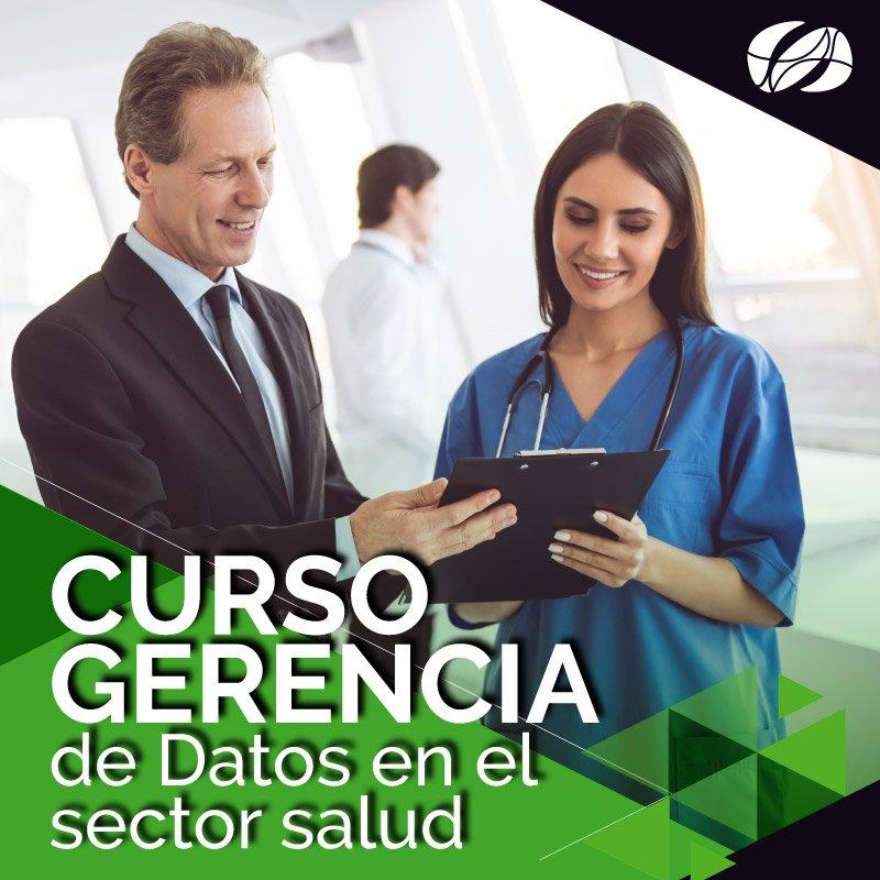 Curso Gerencia de Datos en el Sector Salud - Consultorsalud - Formarsalud