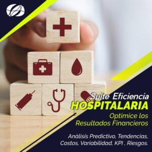 Suite Eficiencia Hospitalaria - Consultorsalud
