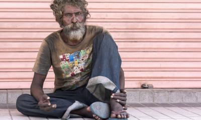 habitante de la calle