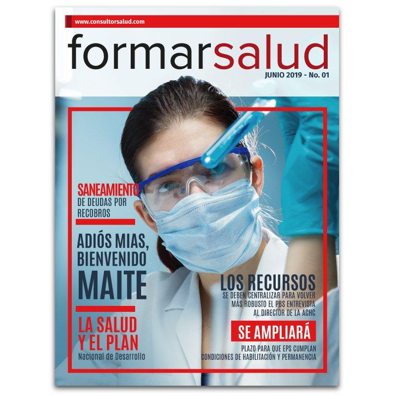Revista Formarsalud – Edición 01
